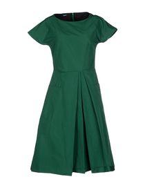 JIL SANDER NAVY - Knee-length dress