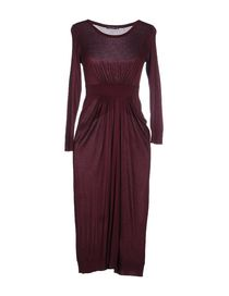 ALEXANDER MCQUEEN - Knee-length dress