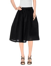 DRESS GALLERY - Knee length skirt