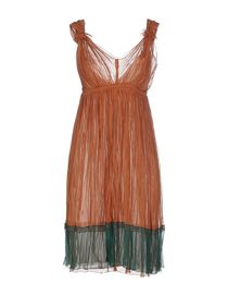 PHILOSOPHY di ALBERTA FERRETTI Knee-length dress