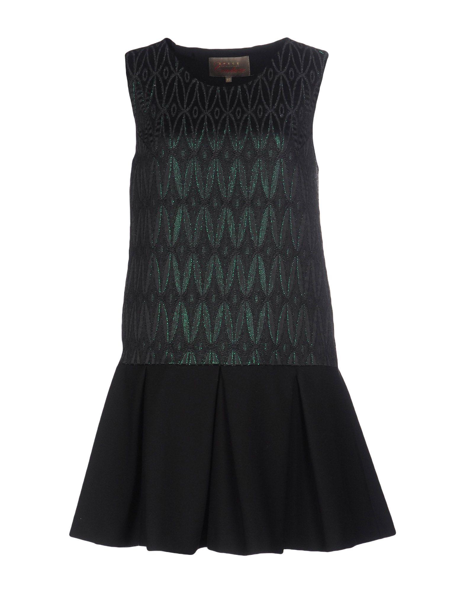 Space Style Concept Short Dress   Women Space Style Concept Short Dresses   34639862