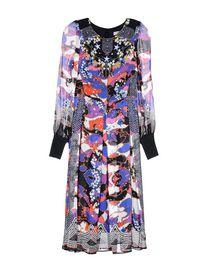 PICCIONE•PICCIONE 3/4 length dress