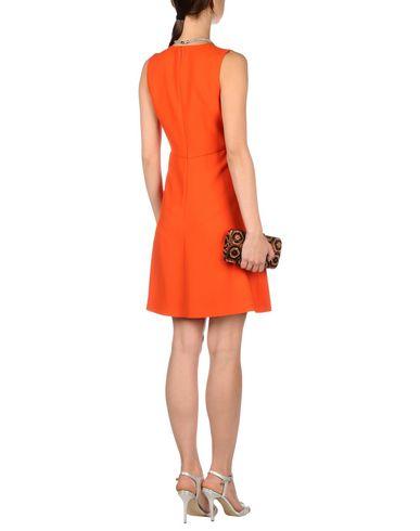 réel à vendre Stella Mccartney Minivestido 2015 nouvelle ligne pas cher authentique 2014 nouveau HOwL7zPiG