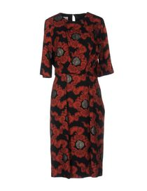 DRIES VAN NOTEN - Knee-length dress
