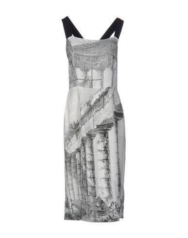 Robe Dolce & Gabbana Demi-jambe 2015 en ligne MZh3r2