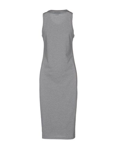 STUSSY 3/4 LENGTH DRESS, GREY