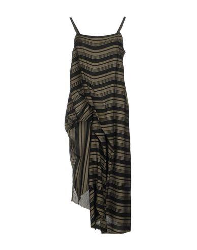 Isabel Benenato Mi-mollet Robe recherche en ligne Commerce à vendre bonne prise vente k8qEz