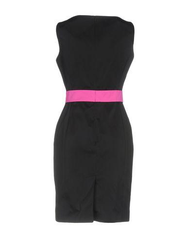Moschino Boutique Minivestido à la mode escompte bonne vente sites de dédouanement Livraison gratuite 2014 ejBW2OiL