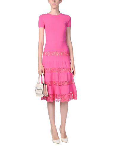à la mode Genou Robe Valentino vente grand escompte où puis-je commander tRKWQ1d5