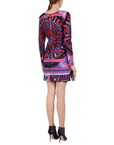 livraison gratuite Versace Minivestido collections en ligne offre commercialisable images de dégagement KSoebpvAx