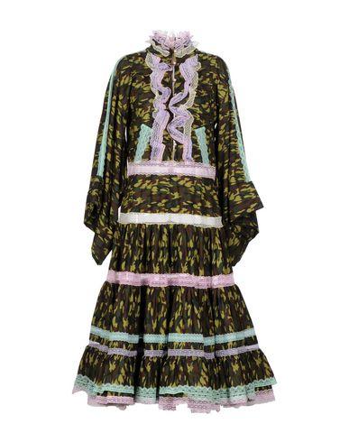 Natasha Zinko Mi-mollet Robe qualité originale drop shipping Pré-commander achat vente h6dju