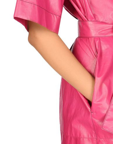 Bottega Veneta Robe Demi-jambe jeu images footlocker tS2AkWX6fx
