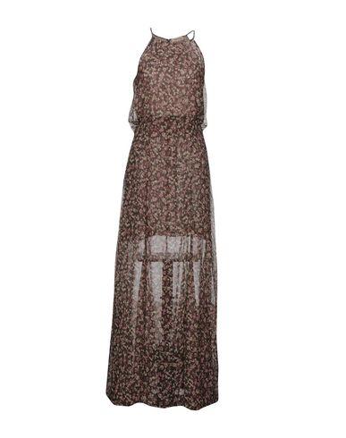 Longue Robe Corail Noir professionnel en ligne visite 82bpdc
