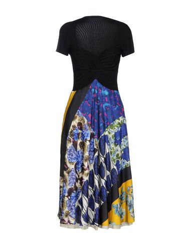 sortie footlocker Finishline vente réel Mariella Burani Mi-mollet Robe commande original db1XIU4Bi
