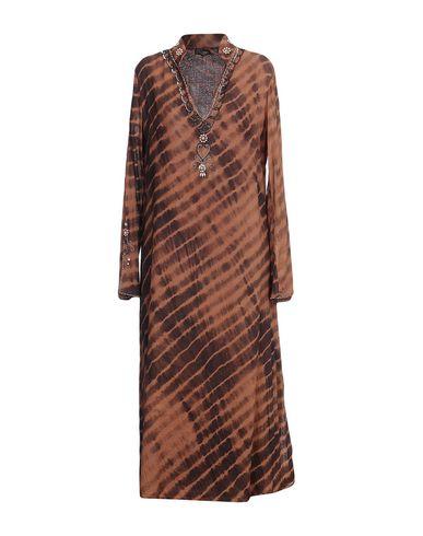 Maliparmi Mi-mollet Robe acheter QgnpKRD59