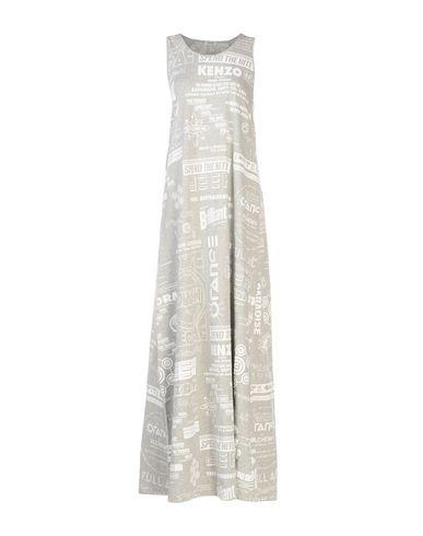 Longue Robe Kenzo clairance site officiel vente bon marché nouveau style MULgfr