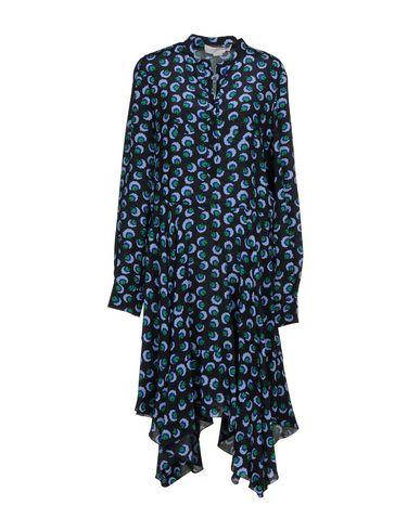 Stella Mccartney Vestido De Seda Réduction obtenir authentique XcmWto