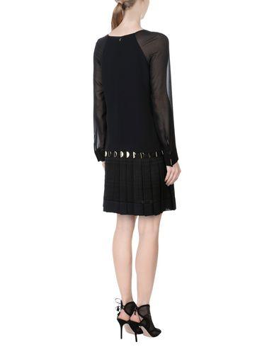 Minivestido Collection Versace de nouveaux styles pas cher tumblr vente pas cher prise avec MasterCard rA2HtQ