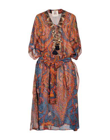 offres Figue Mi-mollet Robe offres spéciales vente d'usine exclusif à vendre Footlocker HE4dWg