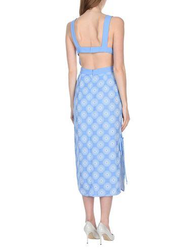 Diane Von Furstenberg Robe Demi-jambe vente recommander achat en ligne pas cher combien sortie en Chine très en ligne 1mubEdRJU