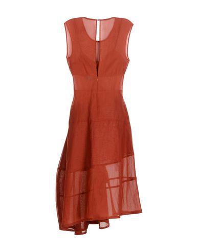Roberta Furlanetto Mi-mollet Robe Livraison gratuite excellente sortie d'usine rabais magasin en ligne rt5yCimuC