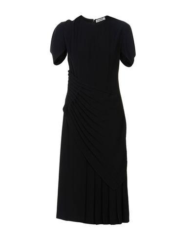 vente visite nouvelle résistant à l'usure Jambe Demi-robe Jil Sander propre et classique super promos Livraison gratuite SAST stoZuN28