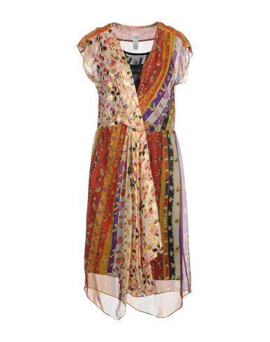 Diane Von Furstenberg Genou Robe confortable en ligne nouvelle mode d'arrivée payer avec visa grand escompte vente Footlocker Finishline E9twUOj