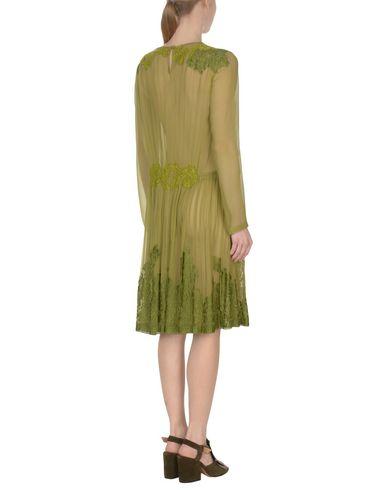 profiter à vendre nouvelle mode d'arrivée Alberta Ferretti Vestido De Seda wiki à vendre pas cher explorer J58kle7yzg