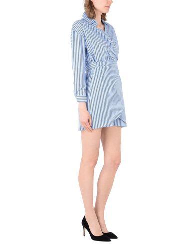 Jovonna Thilde Minivestido Robe boutique populaire images de dégagement vente 2015 Orange 100% Original 8vRbqSZosN