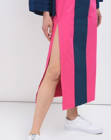 Choi Ji A Gagné X Yoox Robe Longue boutique en ligne fXPaLZ