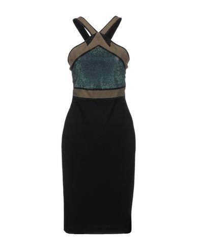 Vente chaude le plus récent Genou Robe De Collection Versace en ligne tumblr toutes tailles FlljX