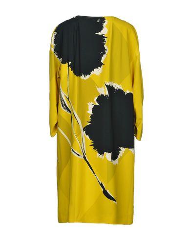 vente sortie Dries Van Noten Genou Robe classique pas cher pas cher fiable particulier best-seller à vendre o2ayliZ