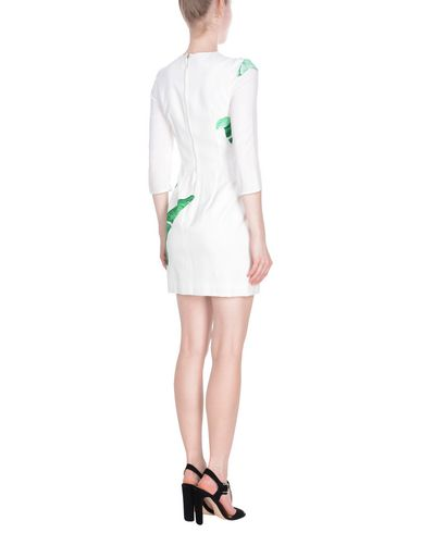 Sweet & Gabbana Minivestido faux à vendre scJfQ