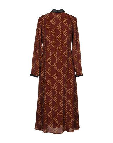 Ottodame Mi-mollet Robe nouvelle marque unisexe à vendre Footlocker à vendre WOd5VSylr