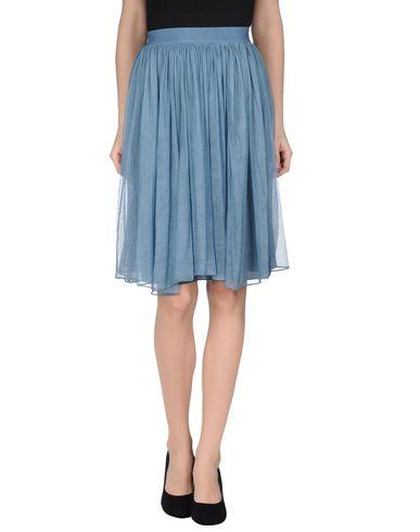 PINK MEMORIES - Knee length skirt