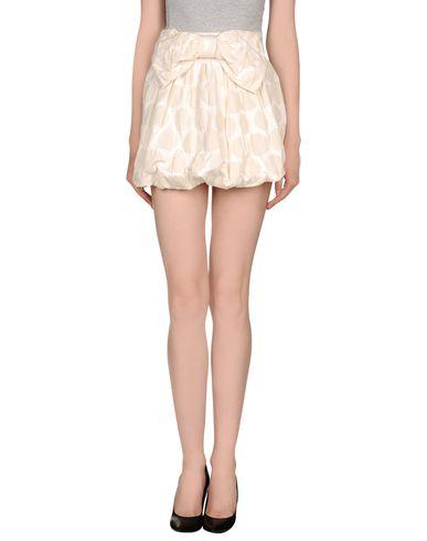 PINK BOW - Mini skirt