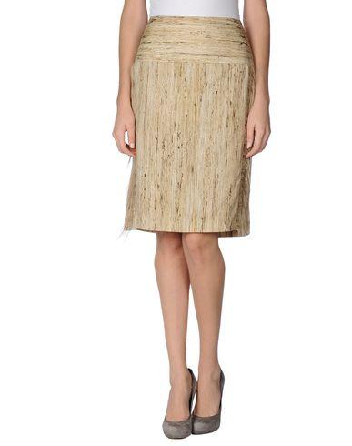 GENNY - Knee length skirt