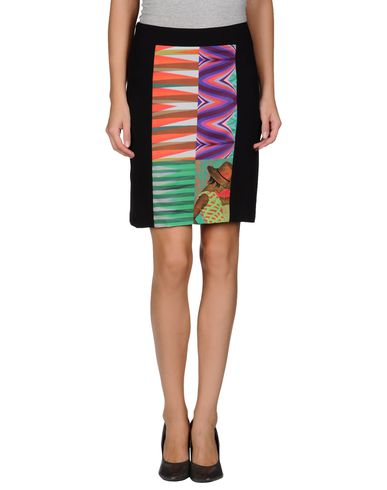 DESIGUAL - Knee length skirt