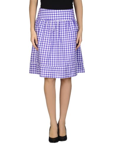 THIERRY COLSON - Knee length skirt