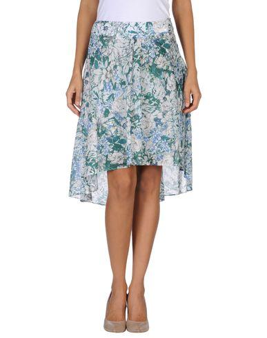 BREBIS NOIR - Knee length skirt