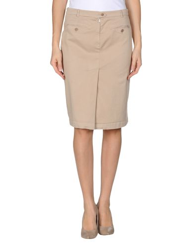 ASPESI - Knee length skirt