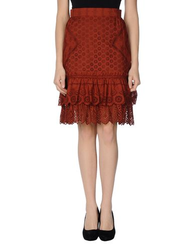 KEÏTA MARUYAMA - Knee length skirt