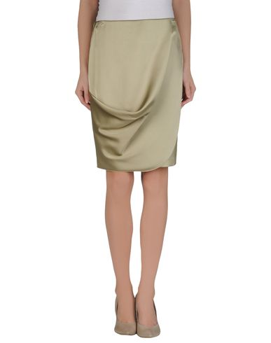 EMPORIO ARMANI - Knee length skirt