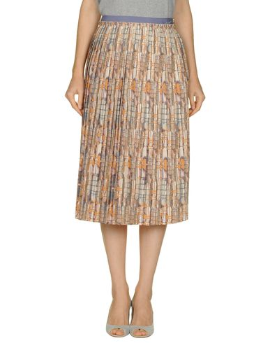 SUNO - 3/4 length skirt