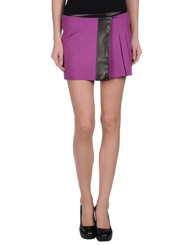 PINKO BLACK - Mini skirt