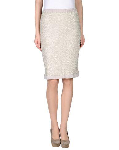 CORINNA CAON - Knee length skirt