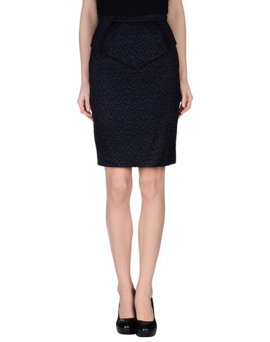 MATTHEW WILLIAMSON - Knee length skirt