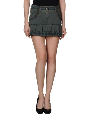GALLIANO - Mini skirt