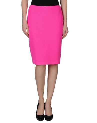 ST. JOHN - Knee length skirt