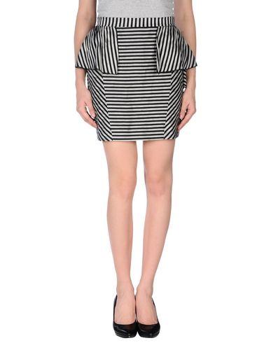 GF FERRE' - Knee length skirt